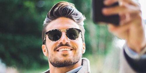 fotos selfi para hombres